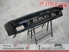 TOYOTA A70 SUPRA USED FRONT BUMPER BAR - BLACK NEEDS RESPRAY MA70 JZA70 86-92