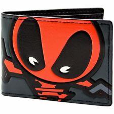 Official Marvel Deadpool Cartoon Multicoloured Id & Card Wallet *SECOND*