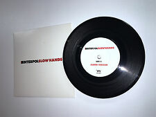 "INTERPOL - SLOW HANDS 7"" VINYL TAGS:JOY DIVISION POST PUNK THE KILLERS INDIE"