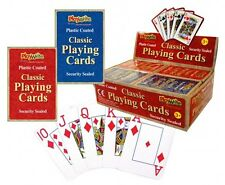 Bulk Wholesale Job Lot 96 Packs EMU Playing Cards Toys