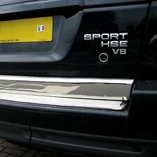 Chrome INFERIORE PORTELLONE TRIM STRIP per Range Rover Sport 2005-2011 POSTERIORE Boot New