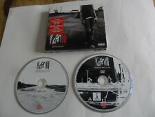 Korn - Remember Who You Are / Korn III (CD + DVD 2010) Special Edition