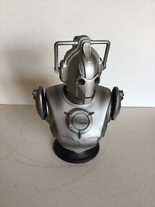 Doctor Who Cyberman Bust Limited Edition Boxed