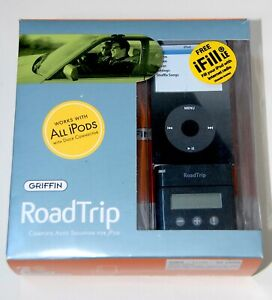 Griffin RoadTrip FM transmitter for early ipods
