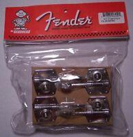 Genuine FENDER VINTAGE BASS GUITAR TUNERS JAZZ BASS PRECISION P BASS Reissue NEW