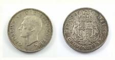1937 Great Britain / United Kingdom Silver Coronation Crown - King George Vi
