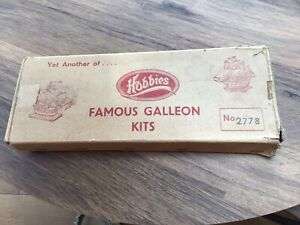 Hobbies Famous Galleon Kit No.2778