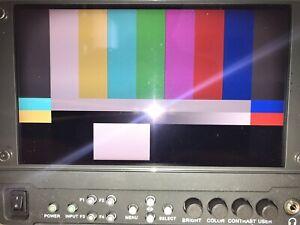 "Marshall Electronics V-LCD70MD-3G 7"" HDMI & 3G HD-SDI Camera Top Monitor"