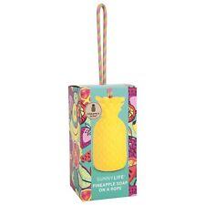 Ananas savon sur a corde - 225g - sunnylife