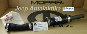 Fuel Tank Filler Tube Jeep Wrangler JK 2007 - 2011 52060489AH New Genuine Mopar