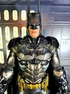 Hot Toys Arkham Knight Batman with custom headsculpt