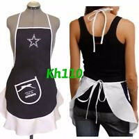 NFL Dallas Cowboys Hostess Apron,Tailgating Grilling Party BBQ
