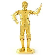 Star Wars C-3PO Metal Earth 3D Modelo Kit-Brillante de metal y detalle increíble C3P0