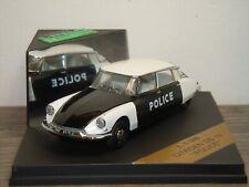Citroen DS19 Police  - Vitesse L138 - 1:43 in Box *38711