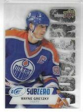 2016-17 Upper Deck Ice Sub Zero Wayne Gretzky SZ-60