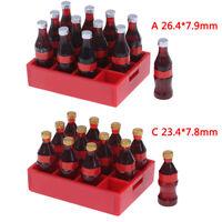 Jouets Filles Accessoires De Maison De Poupée Mini Cola Miniatures 1:12 FE