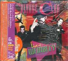 CULTURE CLUB-LIVE AT WEMBLEY-IMPORT CD+DVD+BLU-RAY WITH JAPAN OBI K03