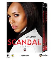 SCANDAL  - SEASON 6 & 7  - DVD - Region 1 - Sealed