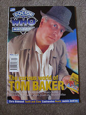'Doctor Who Magazine' - #258 - Nov 1997 - Marvel Comics