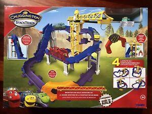 Brewster's Big Build Adventure Set - Chuggington StackTrack (LC54241)