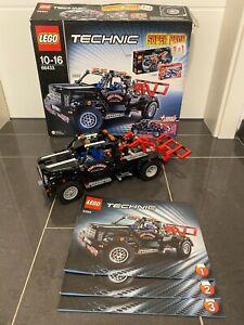 LEGO Technic - 9395 - Pickup-Abschleppwagen - Top Zustand mit Anleitungen