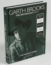 NEW Garth Brooks The Anthology Part 1 HARDCOVER Includes 5 CDs Special Edition