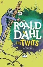 The Twits (Dahl Fiction) By Roald Dahl NEW (Paperback) Book