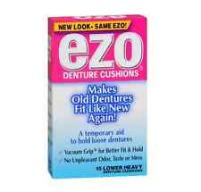 Ezo Denture Cushions Lower Heavy 15 Each (Pack of 6)