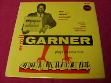 Errol Garner:   Plays All Time Hits  UK  1961  Ember  EX  LP