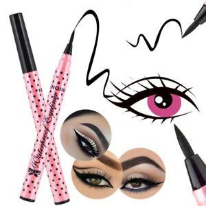 Eyeliner Pen Shiny Eye Liner Shadow Makeup Liquid Stencil Eyebrow Pencil