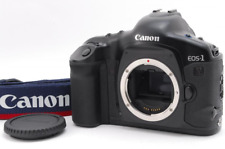 Canon Eos 1V 35mm Slr Film Camera from Japan�Mint Counter 54 w/ Strap】