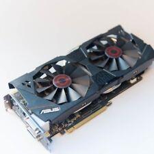 ASUS STRIX NVIDIA GTX 970 OVERCLOCKED 4GB GAMING VIDEOCARD STRIXGTX970DC2OC4GD5