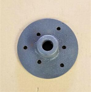 """SHOPSMITH Mark V 500/510/520 Lathe 3.3/4"""" Face Plate, Iron"""