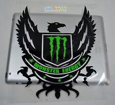 Black Eagle Pink Monster Vinyl Car Truck Rear Window Glass Sticker 24cm Green