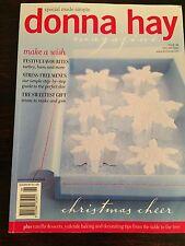 Donna Hay Magazine Dec/Jan 2010 Issue 48 Christmas Cheer