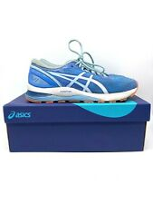 Asics Gel Nimbus 21 Womens Running Shoes Sneakers Size 10 Blue With Box