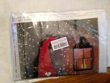 Diamond Painting Art Kit B3142 Christmas Gnome New in Package