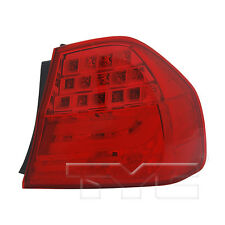 09-11 BMW 3 Series Sedan E90 Quarter Tail Light Right Passenger Side