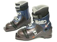 Garmont Excursion Nordic Telemark 3-Pin Ski Boots Size Mp 24.5