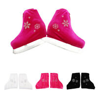 Valve Ice Figure Skating Boot Cover Hockey Skates Overshoes Stretchy Guard Cover