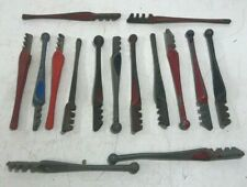 Vintage Glass Cutters Mixed Lot of 15 Most Unbranded Usa