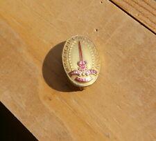 American Cancer Society Twenty Year Award 1/10 10K GF Gold Filled Pin Pinback