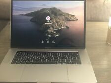 """MacBook Pro 2018 (With Touch Bar) - 15"""" (AZERTY KEYBOARD) - Pristine condition"""