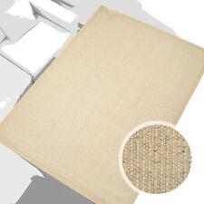 Tapis fibres naturelles beige pour la maison
