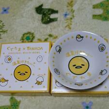 From Japan Sanrio Gudetama Rice Mini Bowl W130xH30xD130mm