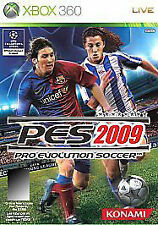 Pro Evolution Soccer 2009 (Microsoft Xbox 360) Full Version Promo Version = PAL