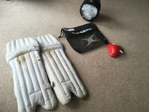 Boys protective rugby / cricket gear