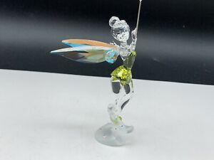 Swarovski Figurine 1073747 Tinkerbell 5 1/8in Top Condition