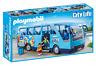 Playmobil 9117 City Life School Bus Coach Fun Park