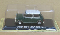 "DIE CAST "" BMC MINI COOPER S "" LEGENDARY CARS SCALA 1/43"
